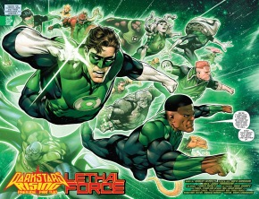 Hal Jordan And The Green Lantern Corps #43