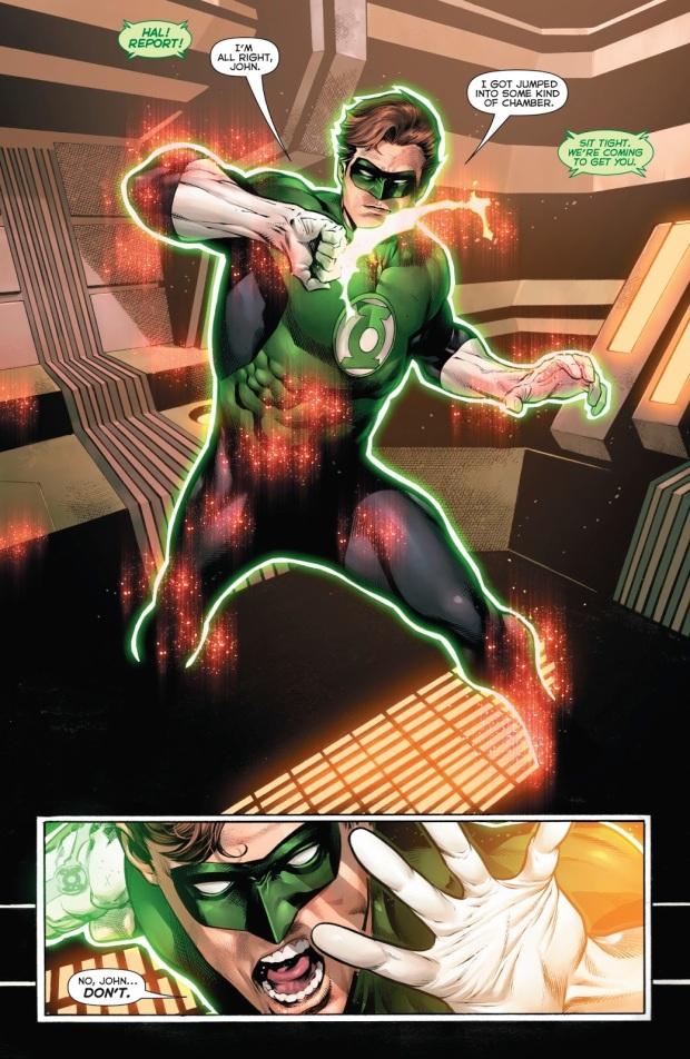 Hal Jordan (Hal Jordan And The Green Lantern Corps #43)