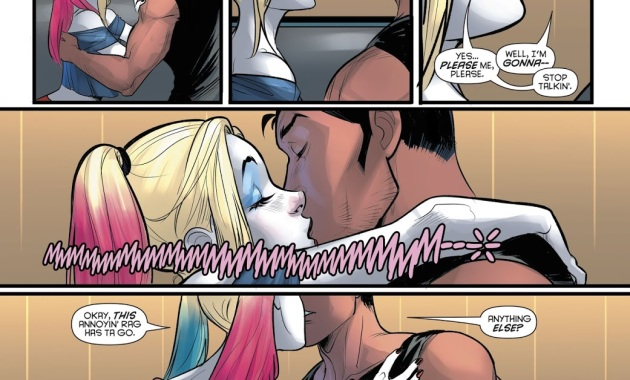 Harley Quinn And Mason Slept Together