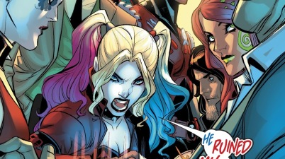 Harley Quinn Vol. 3 #26