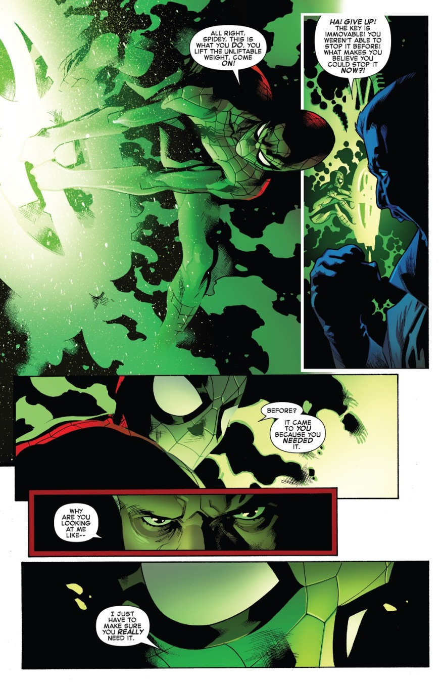 How Spider-Man Defeated Scorpio