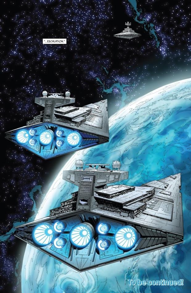 Imperial Star Destroyers (Darth Vader Vol 2 #15)