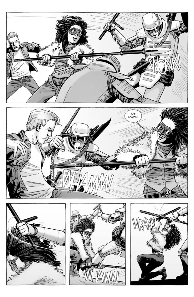 Juanita Sanchez VS Commonwealth Guards