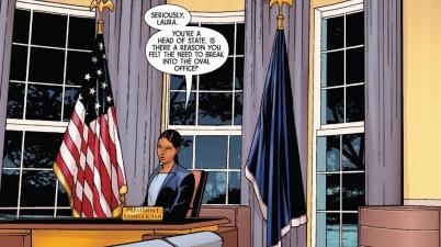 Kamala Khan Is President Of The United States
