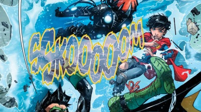 Kid Amazo (Super Sons #15)