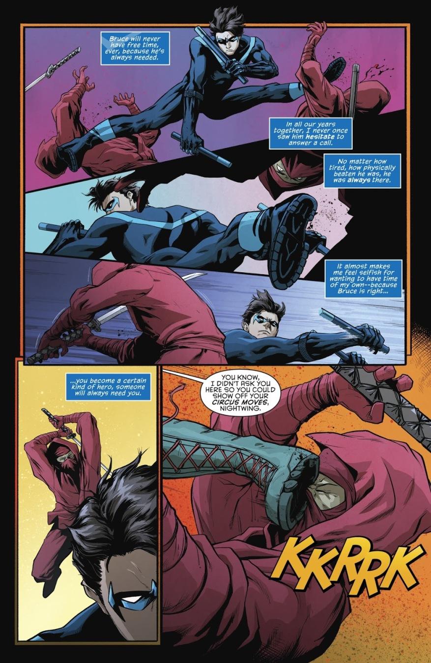 Nightwing And Robin (Nightwing Vol 4 #43)