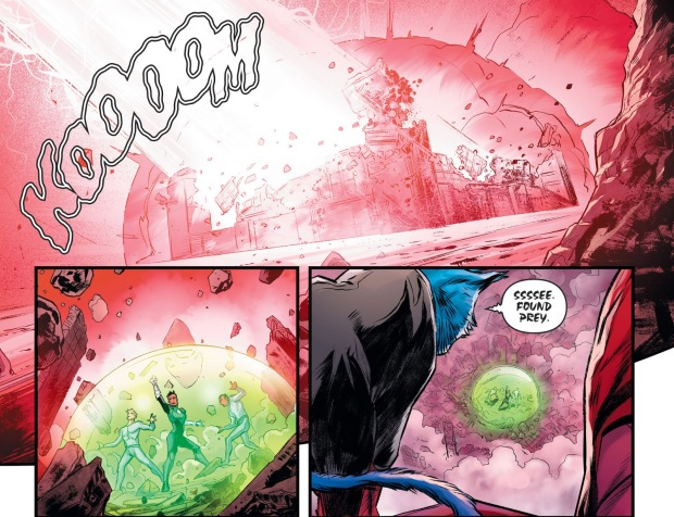 Red Lantern Corps (Injustice II)