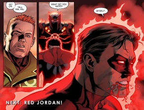 Red Lantern Hal Jordan (Injustice II)