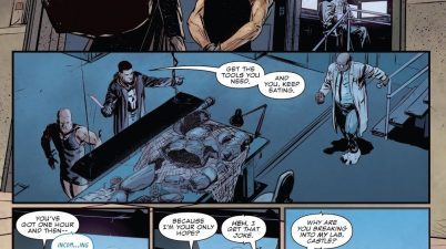 The Punisher Didn't Watch Star Wars A New Hope