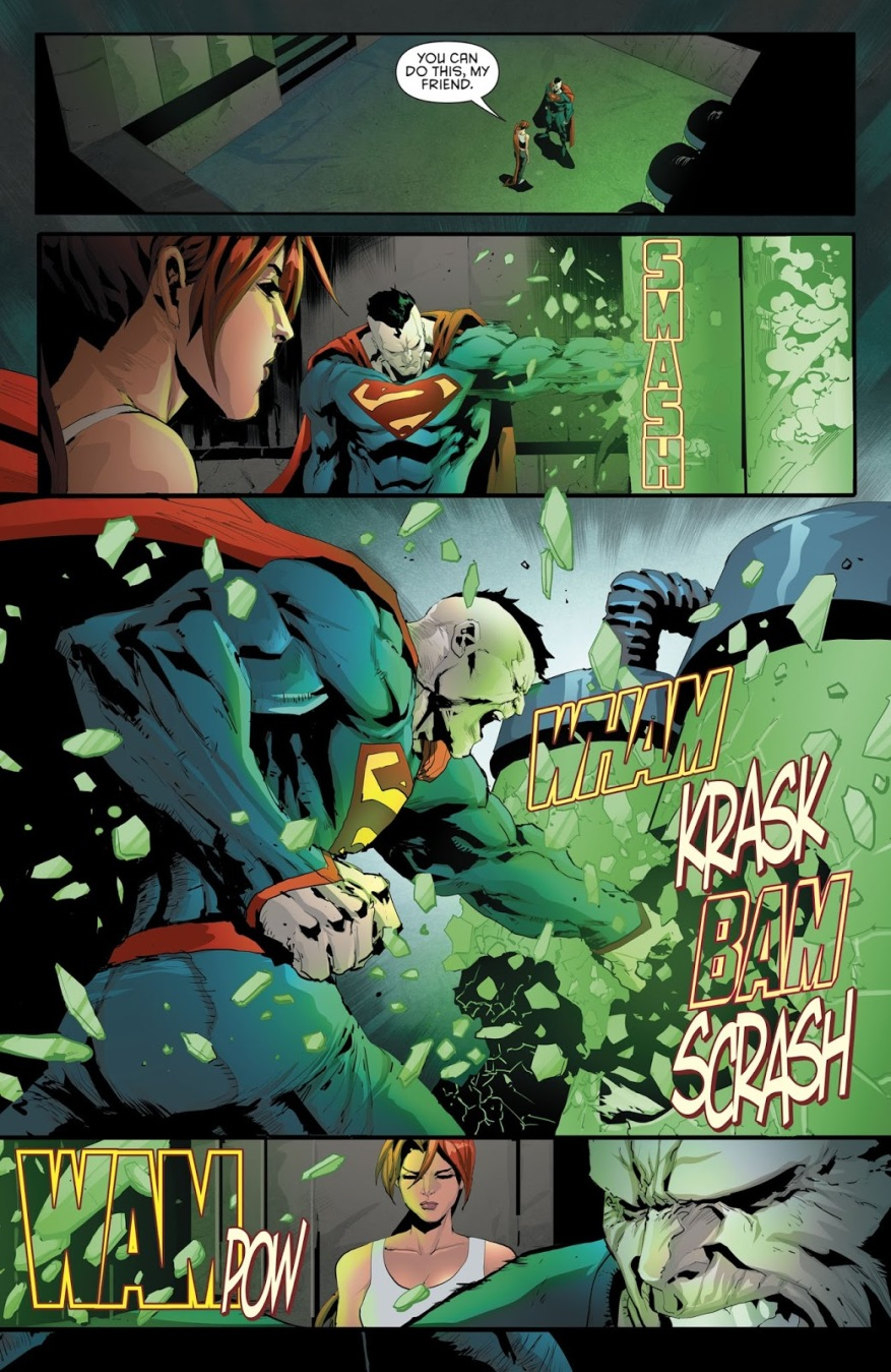 Why Bizarro Is Addicted To Synthethic Kryptonite