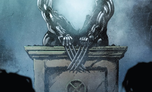 Wolverine's Tomb (Hunt For Wolverine)