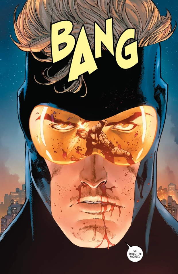 Booster Gold (Batman Vol 3 #47) 2