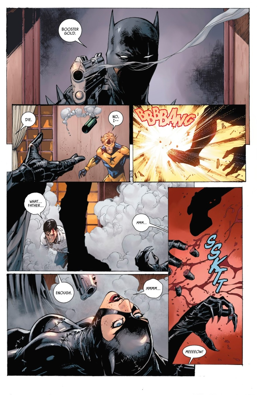 Bruce Wayne Loses His Parents (Boosterpoint)