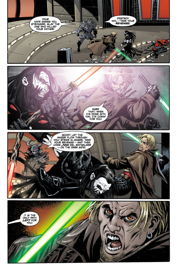 Cade Skywalker Reclaims His Father's Lightsaber