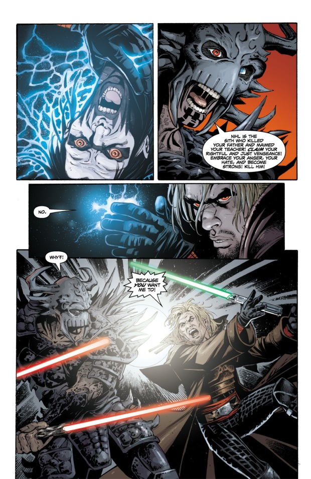 Cade Skywalker's Test To Become Sith