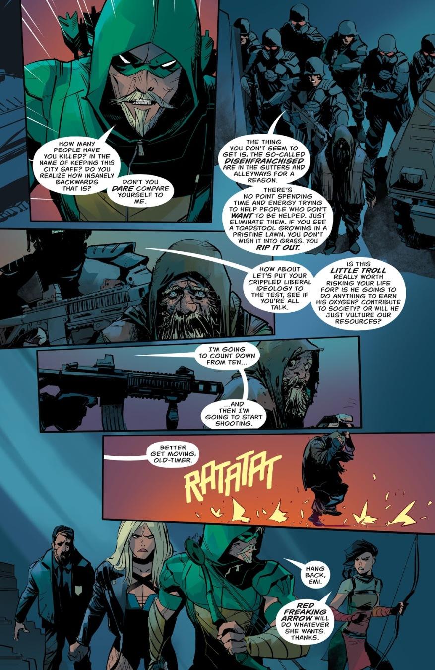 Chief Westberg Kills The Vice Squad