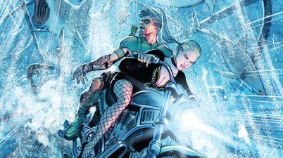 Green Arrow And Black Canary (Green Arrow Vol 6 #11)