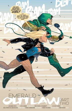 Green Arrow And Black Canary (Green Arrow Vol 6 #13)