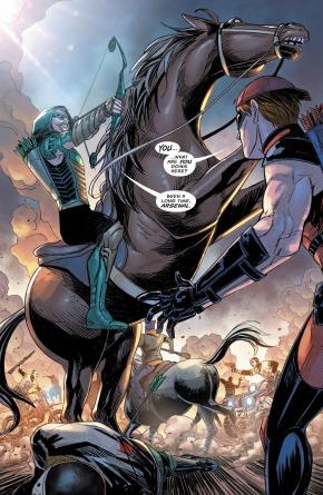 Green Arrow Vol. 6 #18