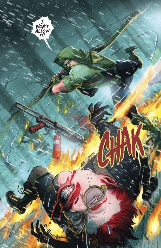 Green Arrow Vol. 6 #23