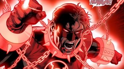 Hal Jordan Joins The Red Lanterns (Injustice II)