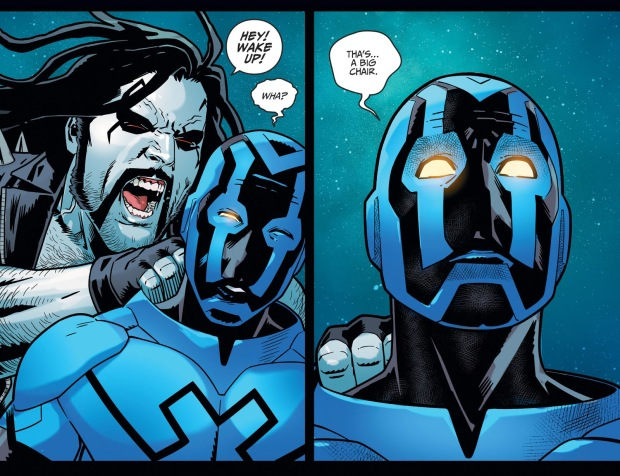 Metron (Injustice II)