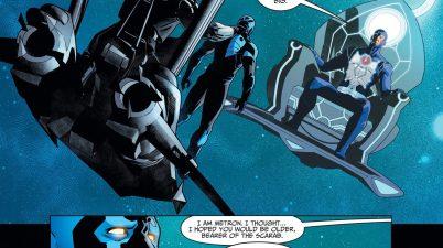 Metron (Injustice II)