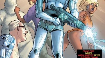 Mister Freeze (Harley Quinn Vol 3 #38)