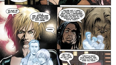 Morrigan Corde Reveals She Is Cade Skywalker's Mother
