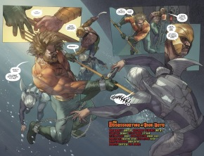 Murk Lectures Aquaman About Assassination