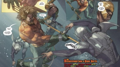 Murk Lectures Aquaman About Assassination