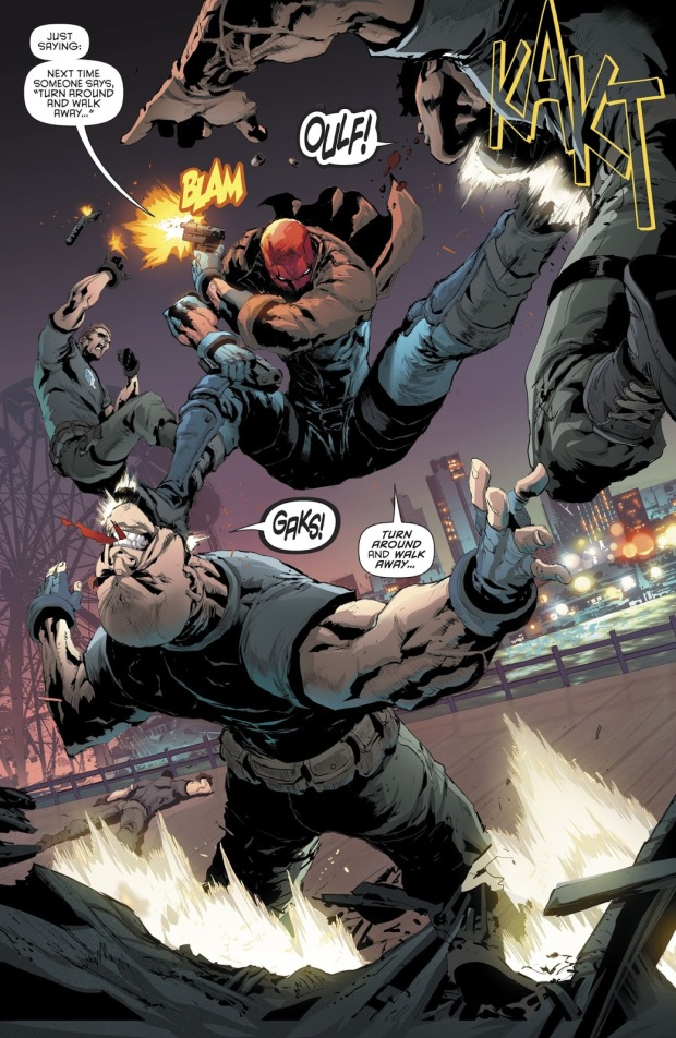 Red Hood (Red Hood And The Outlaws #22)