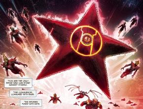 Red Lantern Starro (Injustice II #59)