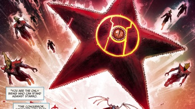 Red Lantern Starro (Injustice II #59)