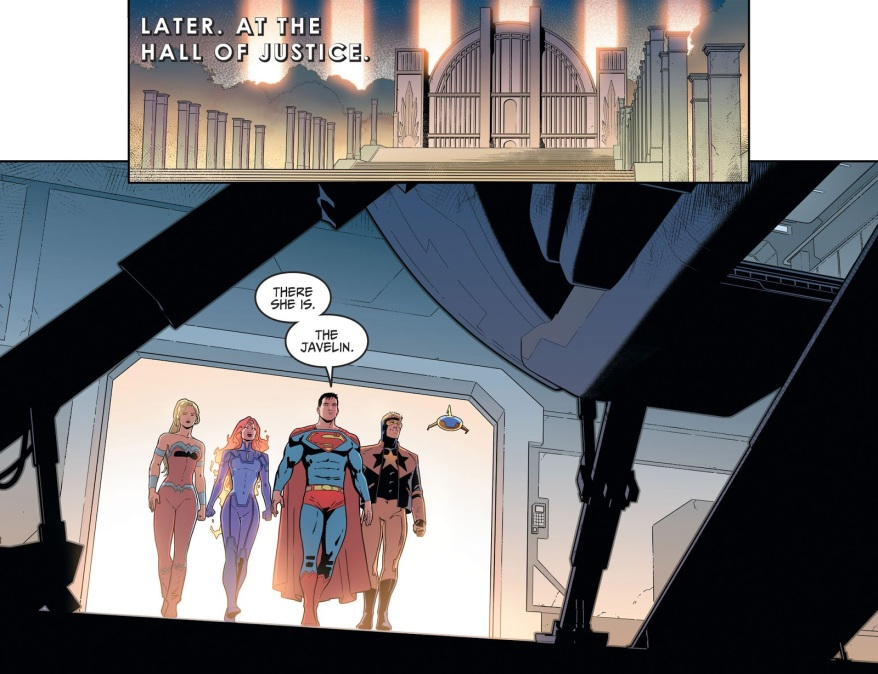 The Titans (Injustice II #57)