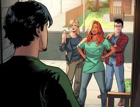 The Titans Recruit Blue Beetle (Injustice II)