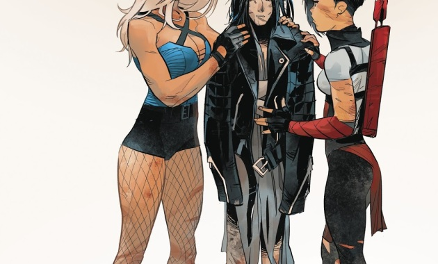 Black Canary (Green Arrow Vol. 6 #31)