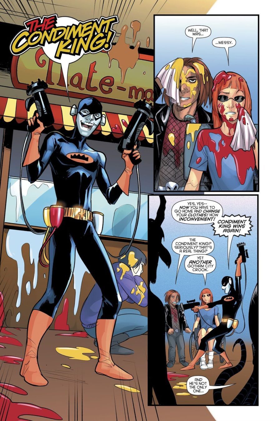 Condiment King (Harley Quinn Vol. 3 #38)