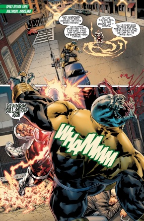 Darkstar Guy Gardner VS Arkillo