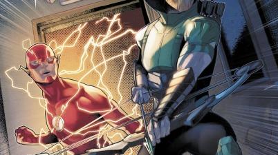Green Arrow And The Flash (Green Arrow Vol. 6 #27)