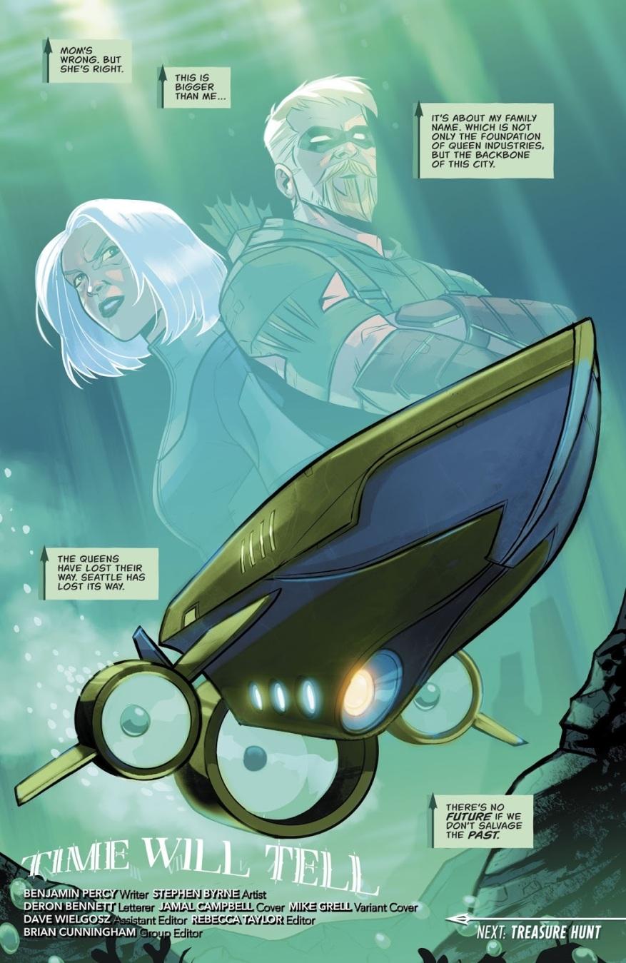 Green Arrow Vol. 6 #34
