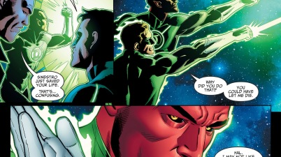 Hal Jordan Is Sinestro's Best Student (Injustice II)