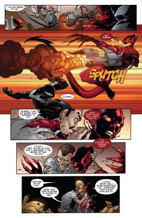 Harry Osborn VS Red Goblin