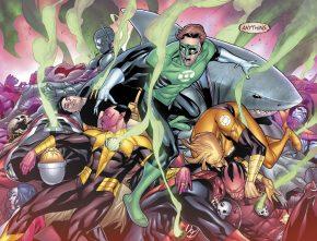 Hector Hammond Erases Hal Jordan's Memory