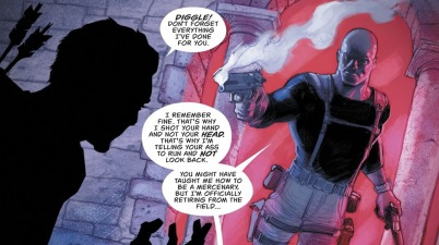 John Diggle (Green Arrow Vol. 6 #37)