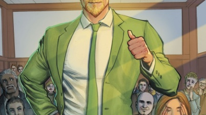 Oliver Queen (Green Arrow Vol 6 #38)