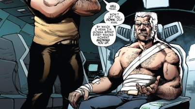 Sabretooth Becomes Leader Of Weapon X