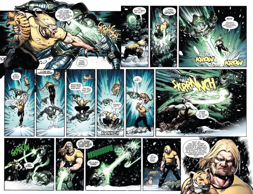 Sabretooth VS 5 Titanium Men