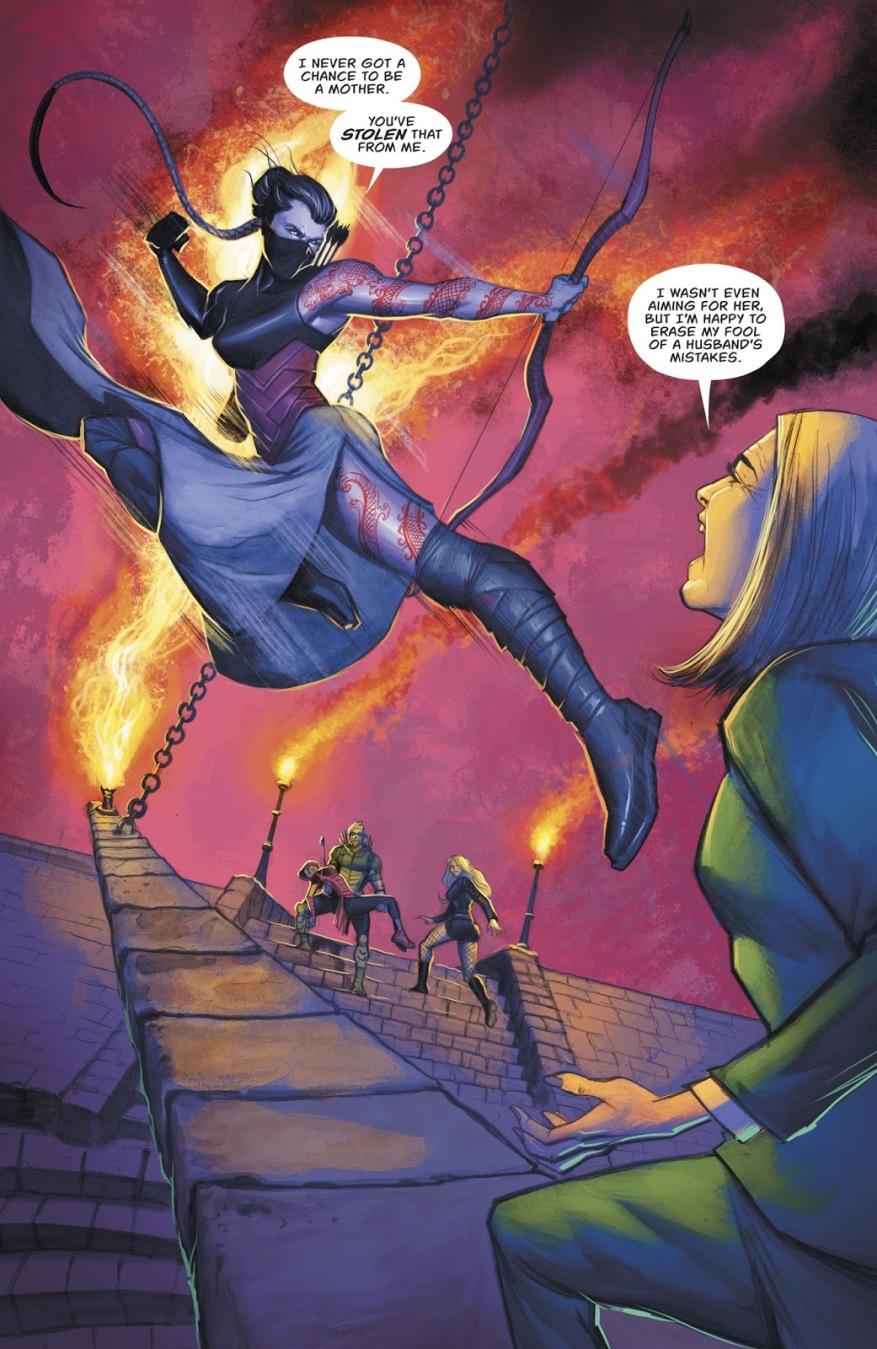 Shado (Green Arrow Vol 6 #37)
