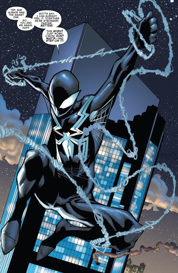 Spider-Man Venom Symbiote (Amazing Spider-Man #800)